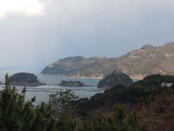 小島の写真
